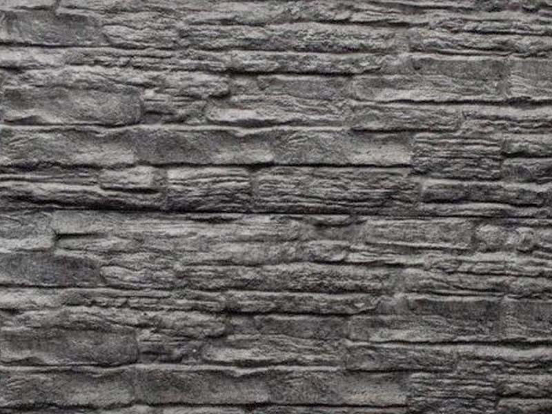 Nostalgie motief houtbetonschutting, betonschutting of douglas schutting
