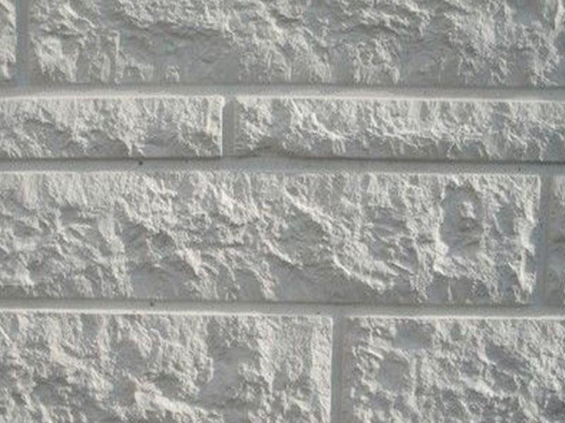 Rots motief houtbetonschutting, betonschutting of douglas schutting