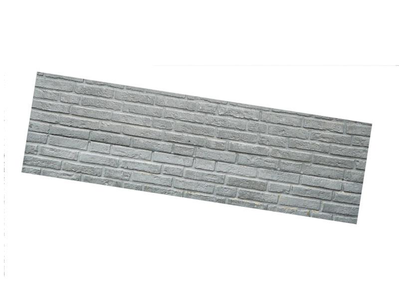 Betonschutting grijs
