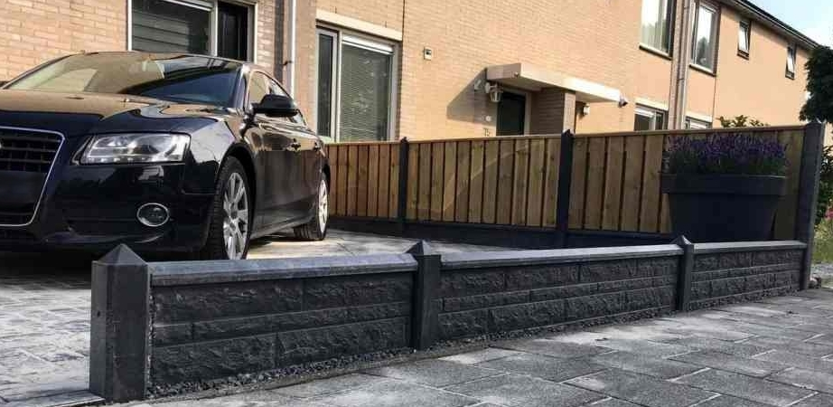 tuinhek kopen van beton