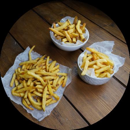 soorten friet